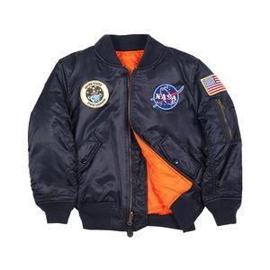 🌓ALPHA INDUSTRIES🌓 bomber jacket